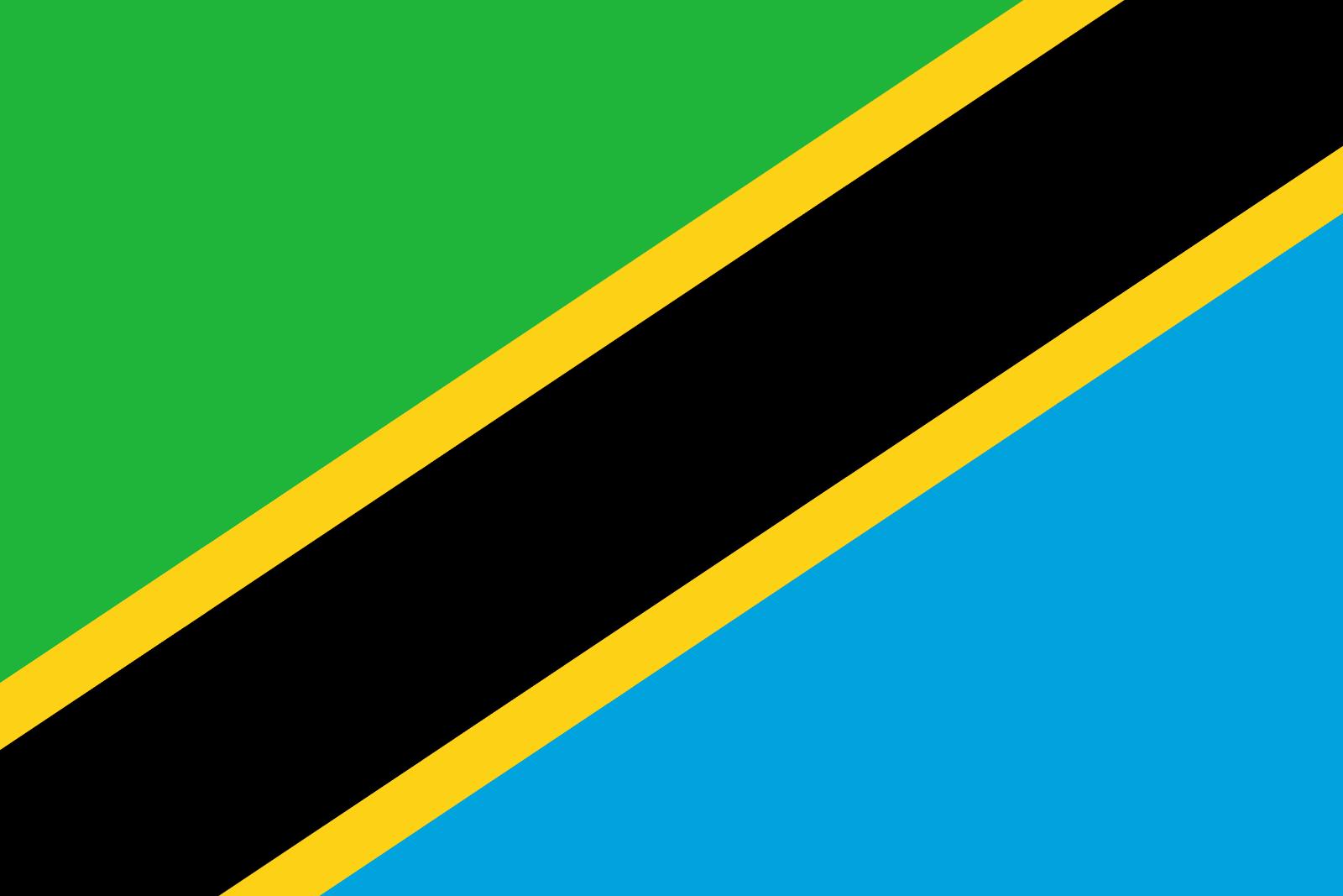 Résultats de recherche d'images pour «drapeau tanzania»
