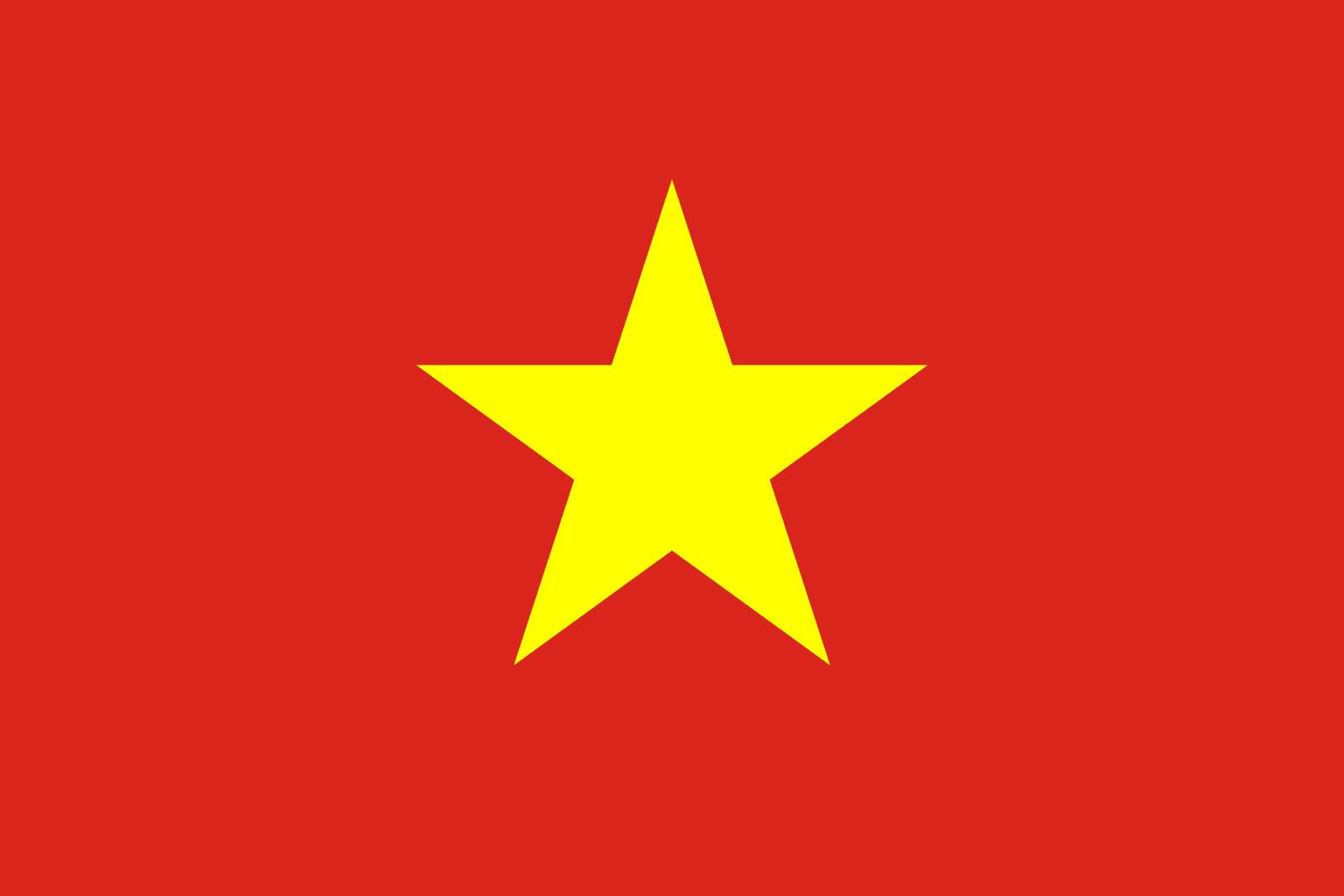 Top Viêt Nam | Drapeaux des pays CF57