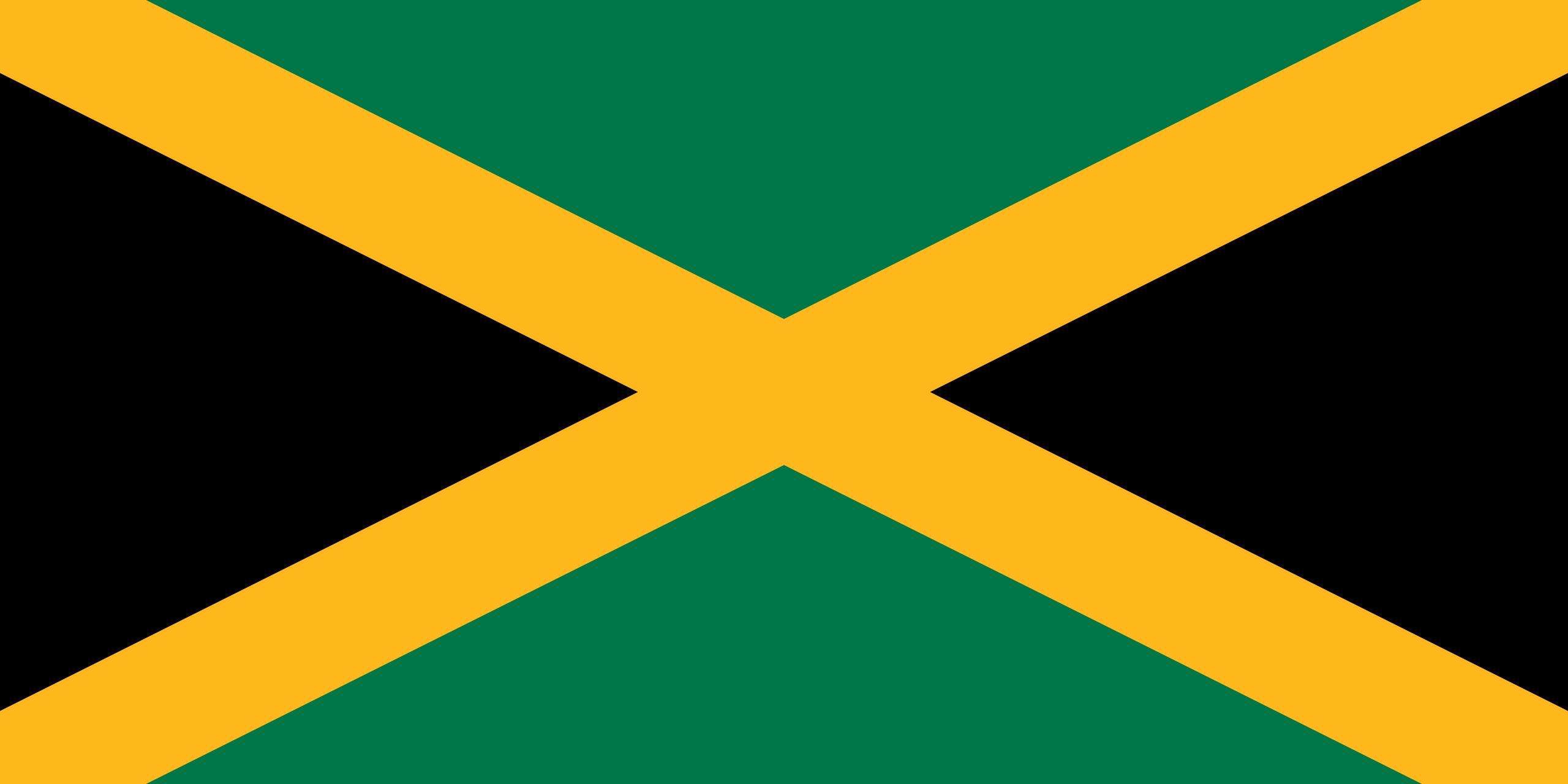 Drapeau jamaique for Acheter maison jamaique