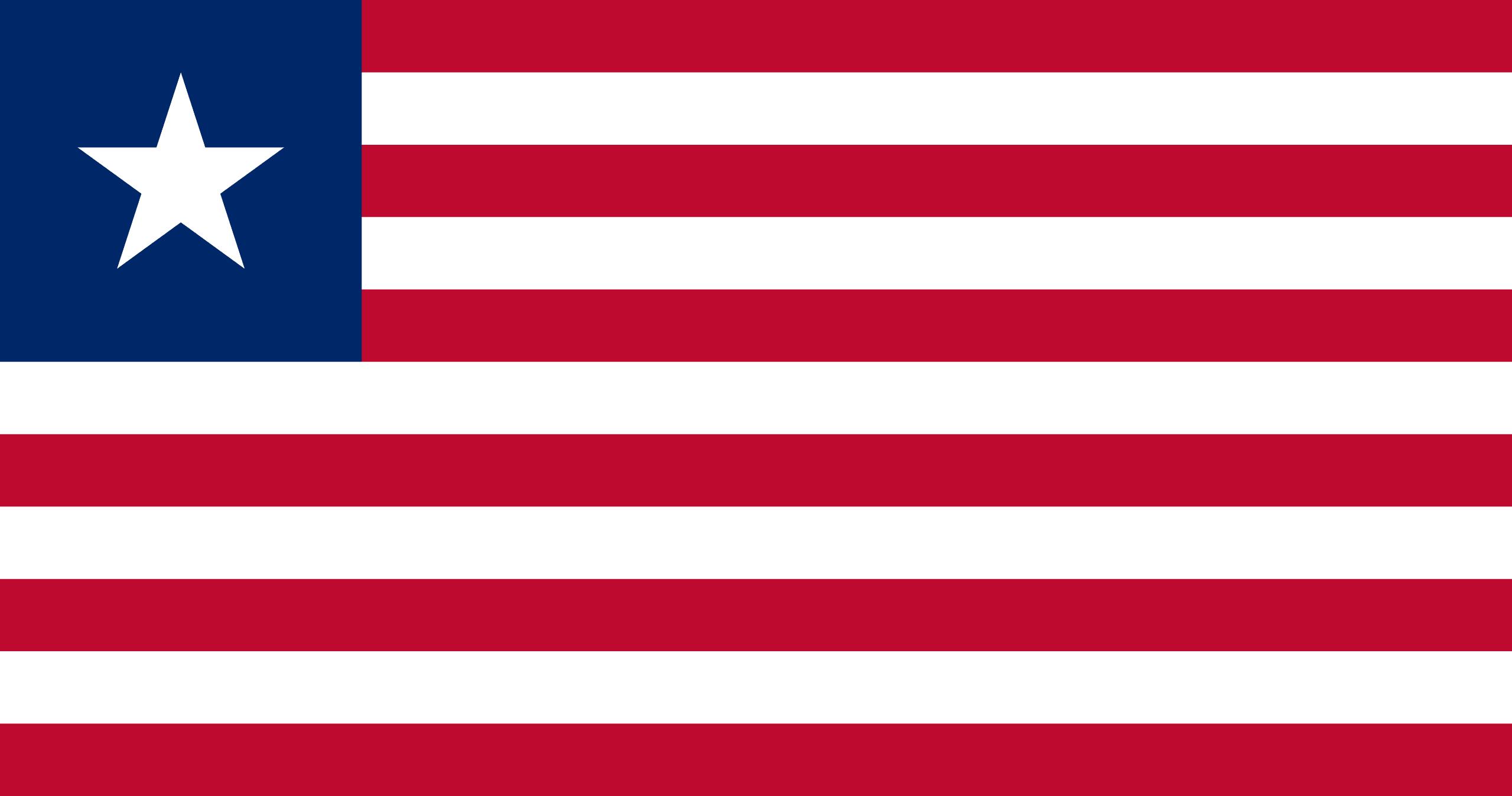 Mini Of Monrovia >> Drapeau du Liberia 🇱🇷 – Drapeaux du monde